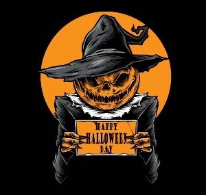 Про Halloween на английском