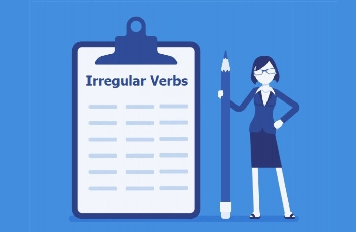 Топ 100 неправильных глаголов в английском языке, изображение 1