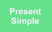 Present Simple — особливості вживання