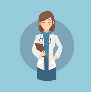 Диалог с врачем на английском