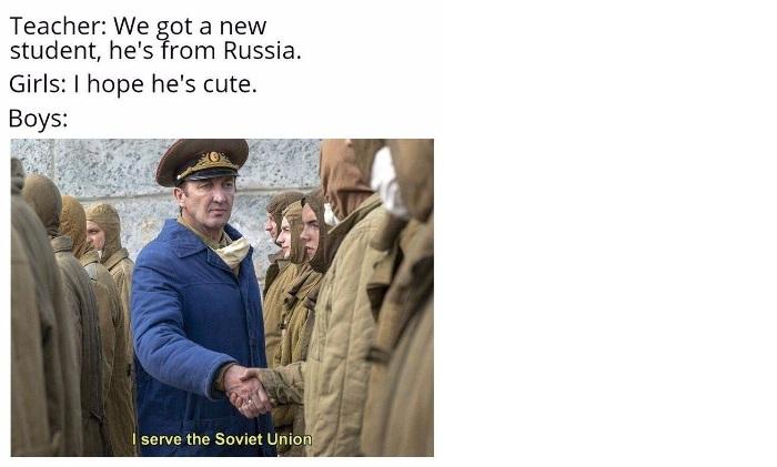 Подборка мемов на английском, изображение 27