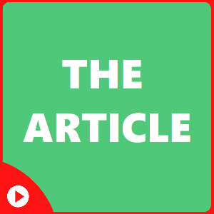 Определенный артикль the (видео)