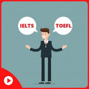 Чем отличаются TOEFL и IELTS (видео)