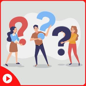 Пять видов вопросов в английском языке (видео)