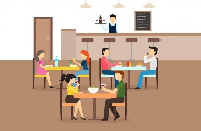 Английский для сотрудников кафе и ресторана (официантов и барменов), изображение 1