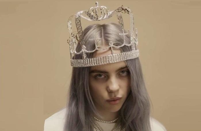 Текст и перевод песни You Should See Me In a Crown (Billie Eilish), изображение 1