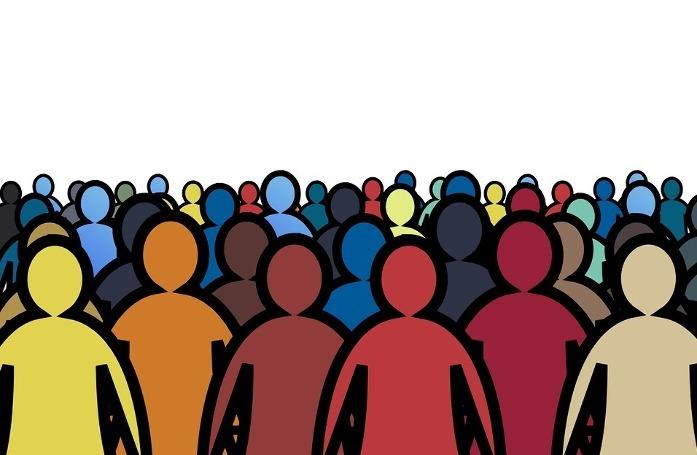 Разница в употреблении man, human, people и folks, изображение 1