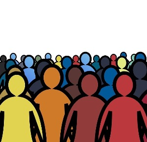 Разница в употреблении man, human, people и folks