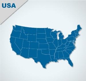 Интересные факты о каждом из 50 американских штатов