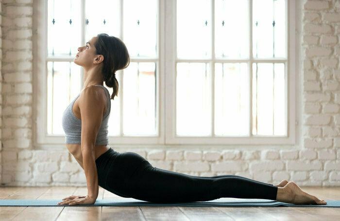 Английский для йоги: части тела, упражнения, позы, изображение 1