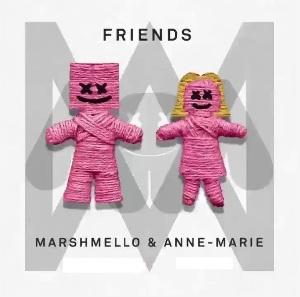 Текст и перевод песни F.R.I.E.N.D.S. (Marshmello ft Anne-Marie)