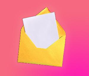 Как написать письмо-приглашение на английском