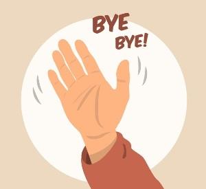 Как небанально попрощаться на английском (видео)