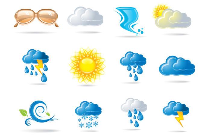 Описание погоды на английском, лексика на тему weather, изображение 1