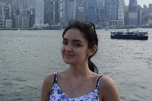 Учитель английского по скайпу Alexandra H