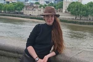 Учитель английского по скайпу Anna N