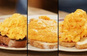 3 способа приготовить идеальный омлет