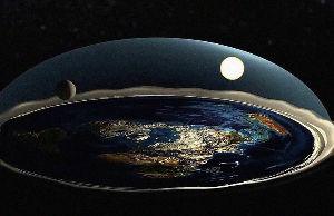 Плоская ли Земля