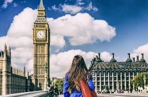 Поездка в Лондон