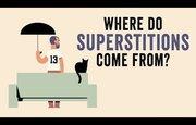 Откуда берутся суеверия?